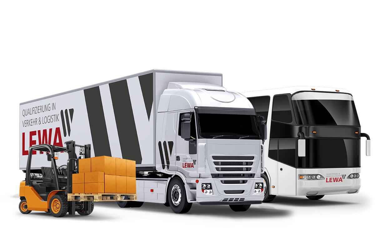 Ihr zertifizierter Bildungsträger im Bereich Transport und Logistik.