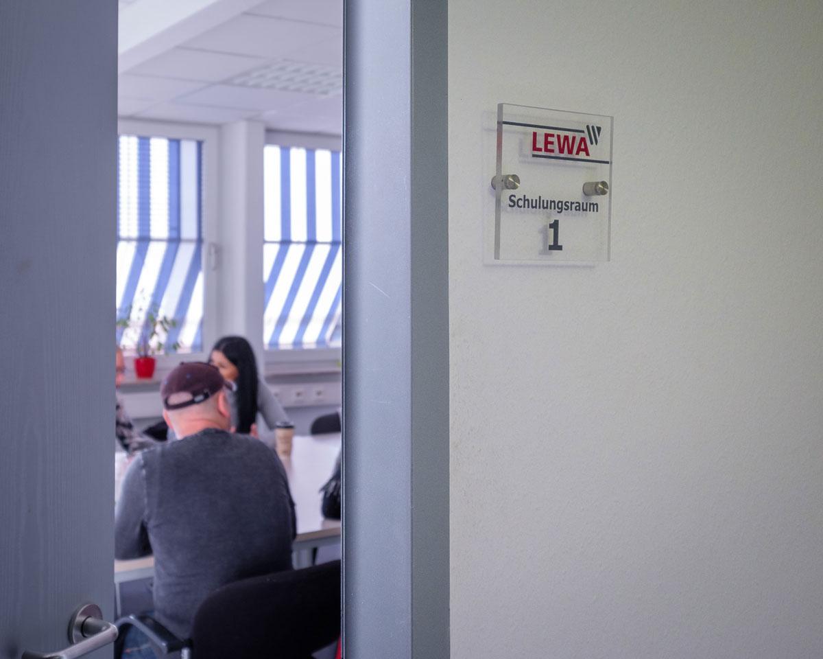 LEWA Hamburg Stader Strasse
