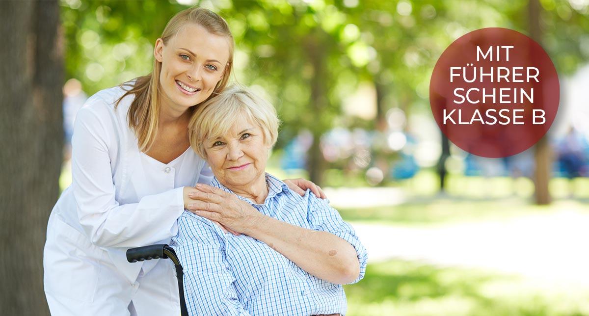 Weiterbildung Betreuungskraft-Pflege LEWA