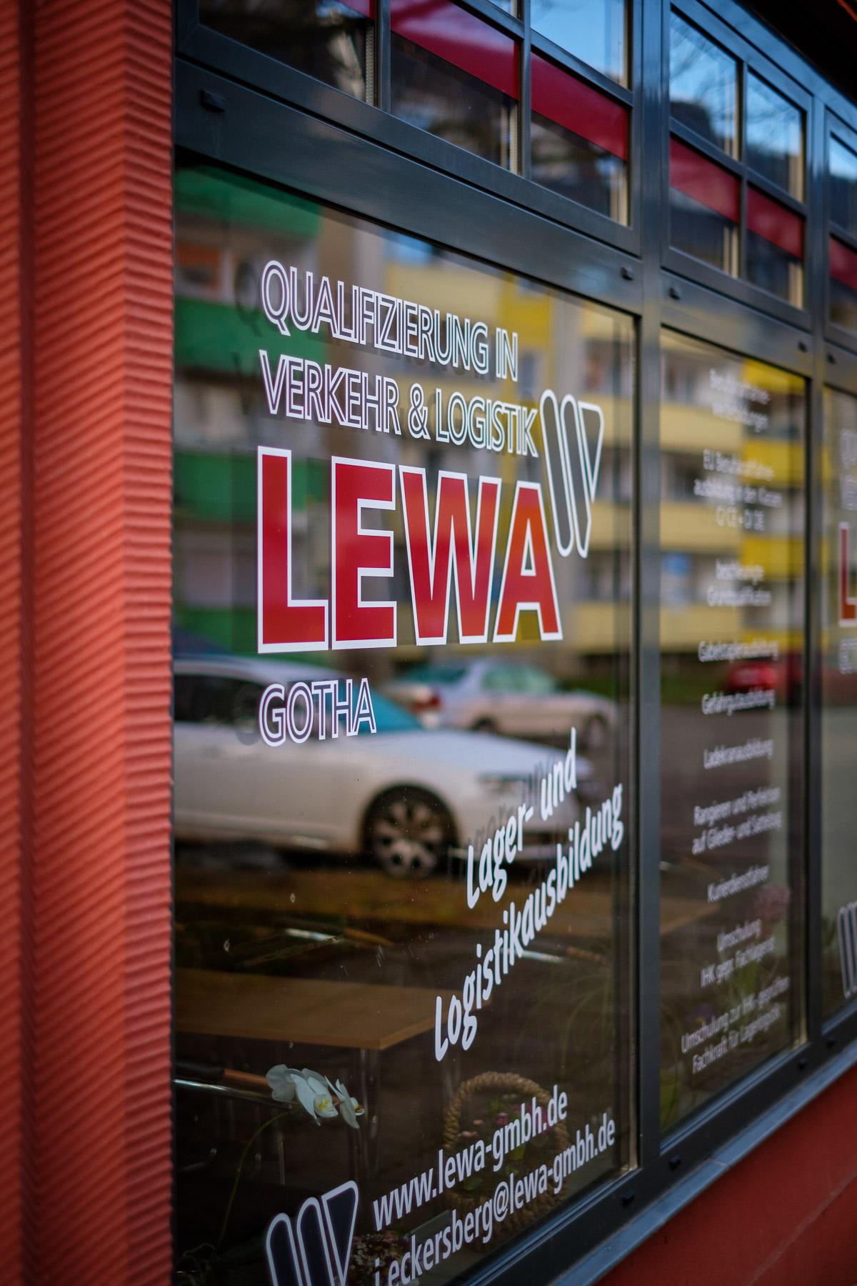 LEWA Gotha Klosterstraße 4