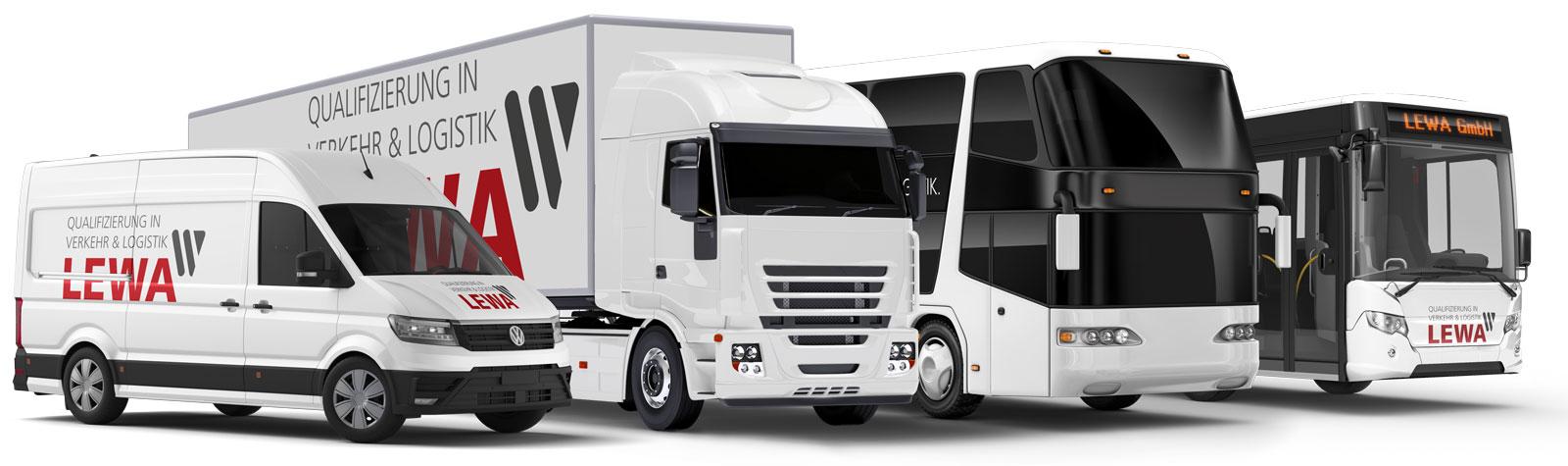EU-Kraftfahrer Berufskraftfahrer Ausbildung Weiterbildung Führerschein LKW Bus
