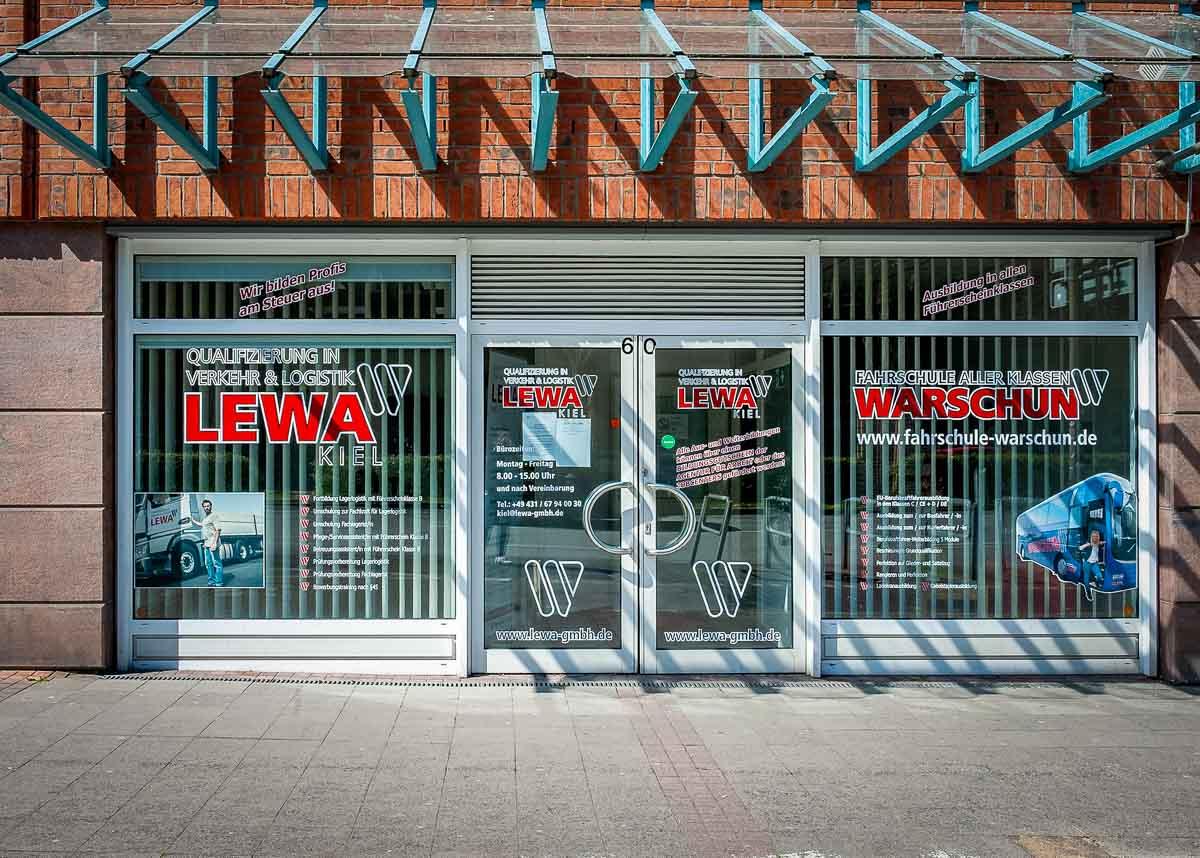 LEWA Kiel Führerschein LKW Bus PKW Weiterbildung Bildungsgutschein